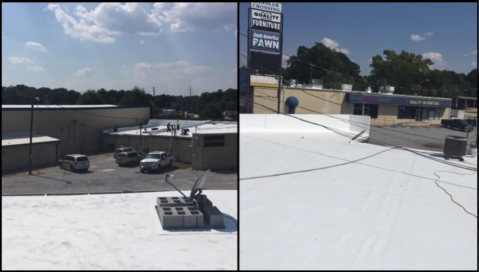 Commercial Roofing Subcontracting Services