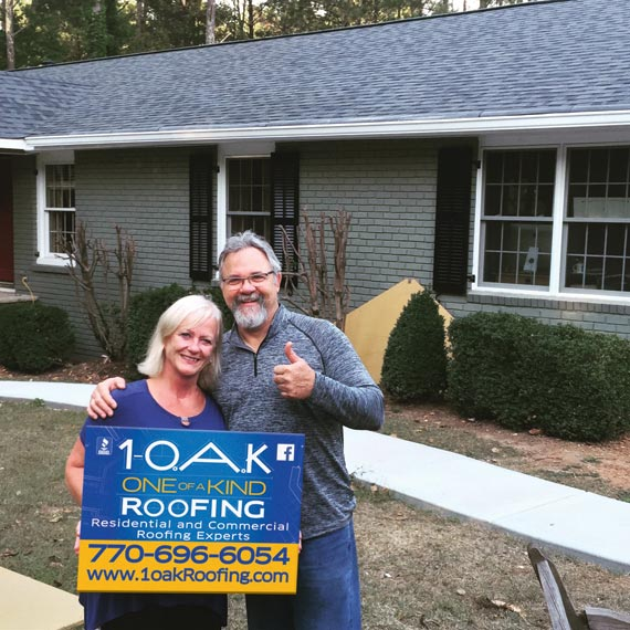 Roofing Contractor Windsor Glen GA